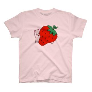 いちごハム T-shirts