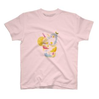 フラッペンギン T-shirts