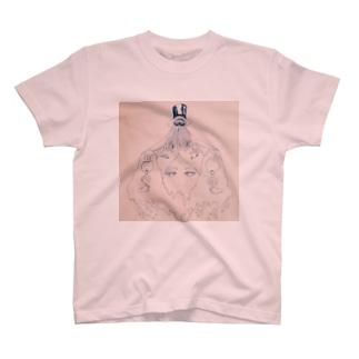 飯野 モモコのMagical Candy T-shirts