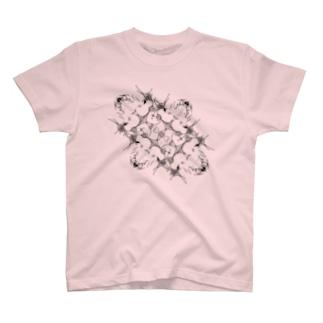 ハートの剣 T-shirts