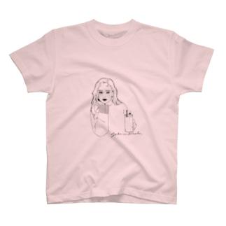 L' epine blanCのTAKE A BREAK T-shirts