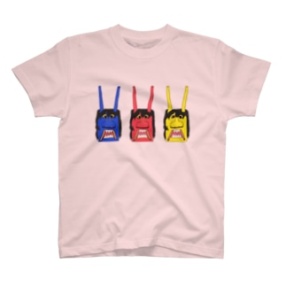 NAMAHAGE なまはげ トリオ T-shirts