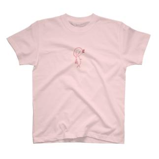 Hal Tommyの4歳児作『てぃらの』 T-shirts