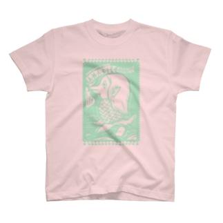 アマビエ 1846◆◇summer ver. T-shirts