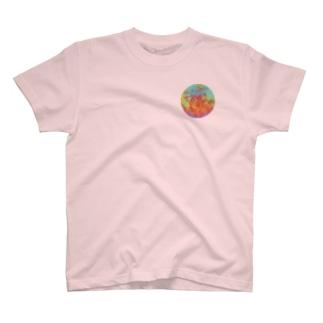 アカムシの唾腺染色体 T-shirts