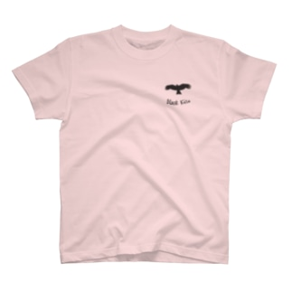 Black Kite (鳶) T-shirts