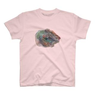 noēma noēsis ノエマノエシスのnoēma noēsis T-shirts