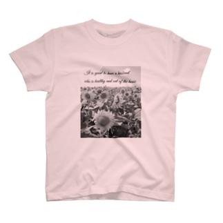 亭主元気で留守がいい T-shirts