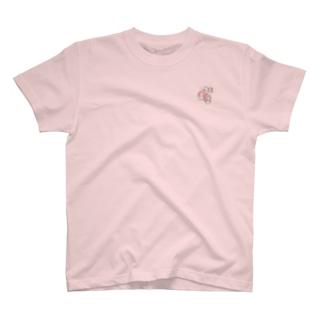 数秘11:アンジュ&イチエル T-shirts