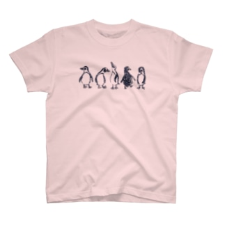 penguin  dance T-shirts