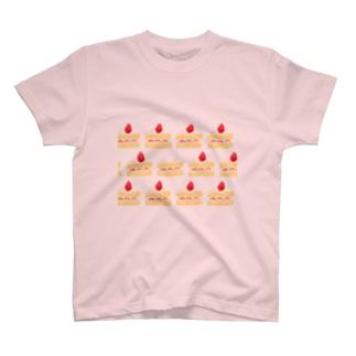 苺泥棒 T-shirts