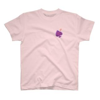 スペードのハート T-Shirt