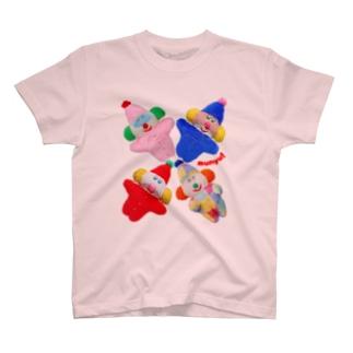 ロンちゃんズ T-shirts