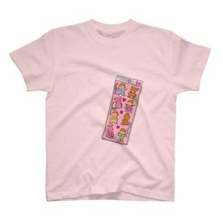 シール T-shirts