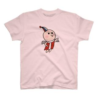天ちゃんメイン(背中で翔ぶよ) T-shirts