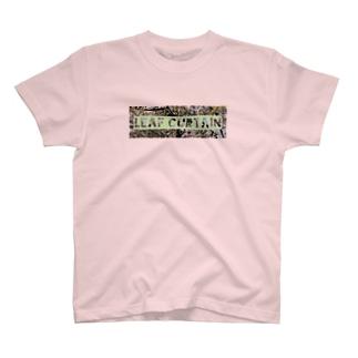 葉っぱのカーテン T-shirts