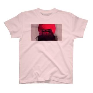 ジャパーン T-shirts