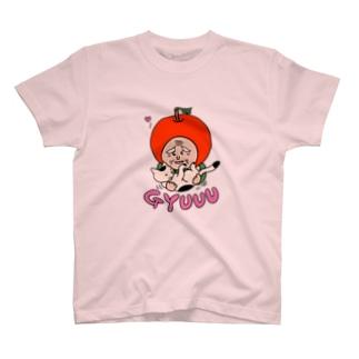 三水家の人々 ギュッ T-shirts
