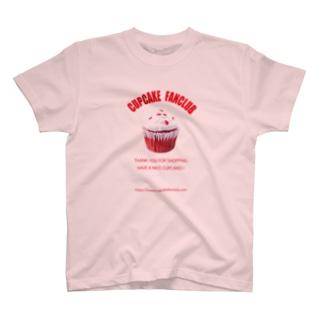 カップケーキファンクラブ T-shirts