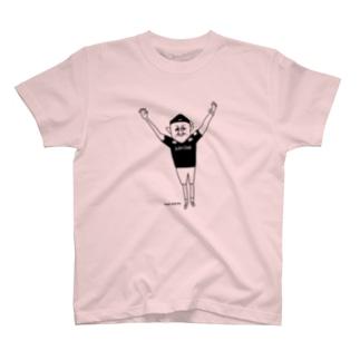 【KUFC】 'Winning' Yutaka Tanoue T-SHIRT T-shirts
