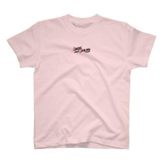SAKAE SP-RING オフィシャルグッズ売場の出演者名記載ありVer. サカスプ2021ロゴ T-shirts