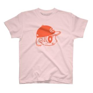 キャップガール T-shirts