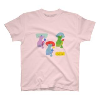 うちゅうじんの石膏像👽🔥 T-shirts