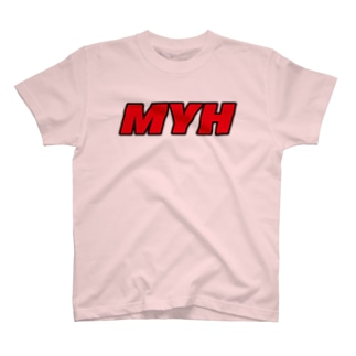 ロゴ半袖 T-shirts