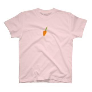 にんじんてぃ〜シャツ T-shirts