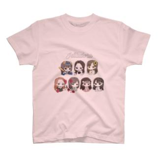 ジュタドールグッズ T-shirts