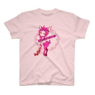シカの嬢 T-Shirt