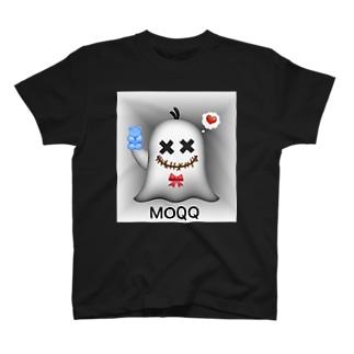 MOQQ Tシャツ