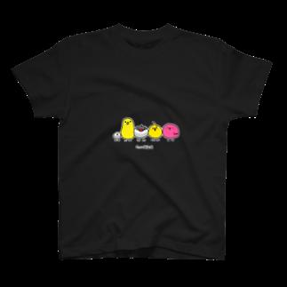 ボの文字あるピッつってる協会公式T Tシャツ