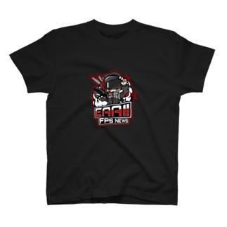 新ロゴ「EAA(いぇあ)軍曹(仮)」 v2 Tシャツ