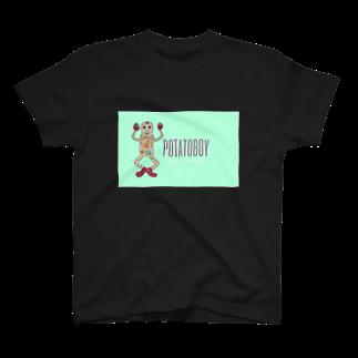 airchのpotatoboy2 Tシャツ