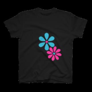 DAISY CREATE   デイジークリエイト   愛と情熱を日常で感じるのデイジーロゴTシャツ