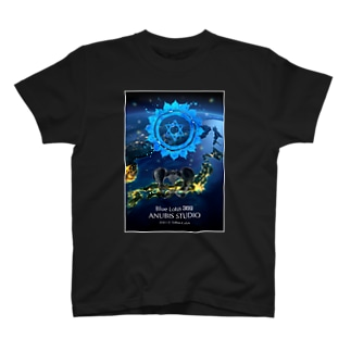 Blue Lotus 369 魂の解放 Tシャツ