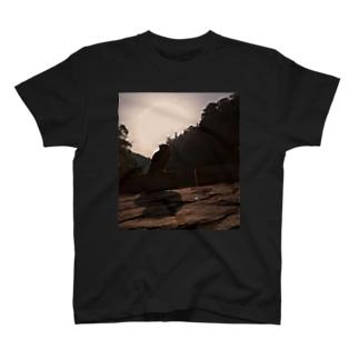朝焼け Tシャツ