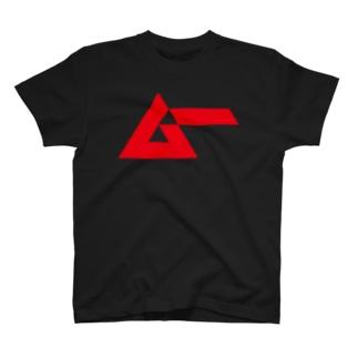 ムーのロゴ(スタンダード) Tシャツ