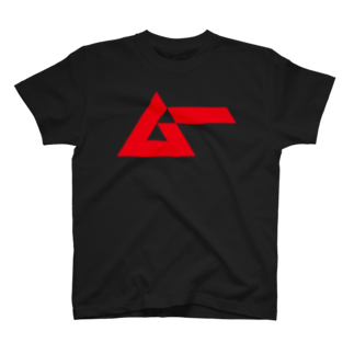muのムーのロゴ(スタンダード)Tシャツ