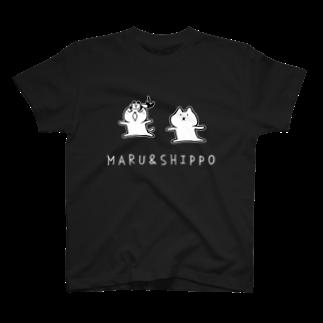 MARU&SHIPPO SHOPのAlways together Tシャツ
