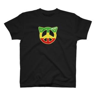 にゃんラブ Tシャツ