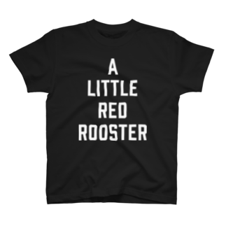 ShineのLITTLE RED ROOSTER Tシャツ