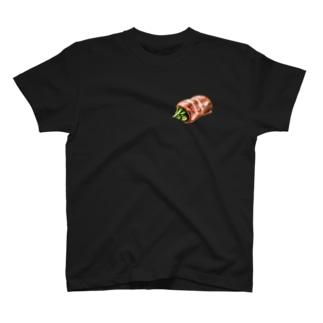アスパラベーコン Tシャツ