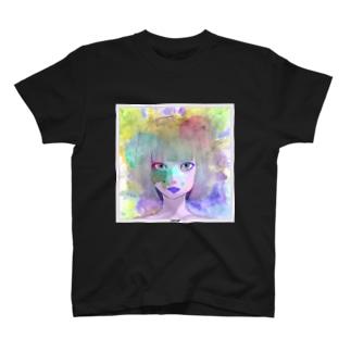 LAH/RE Tシャツ
