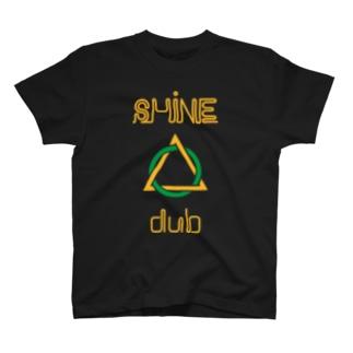 shine dub Tシャツ