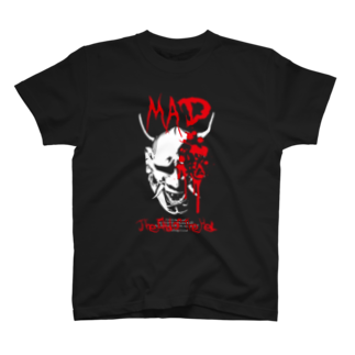 DieodeDesignのMADTシャツ