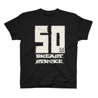 shop_imの50mBreastStroke Tシャツ