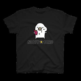 mame&coのうるせぇトリTシャツTシャツ