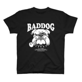BADDOG Tシャツ